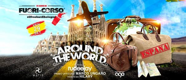 "Fuori-corso ""Around the world: España"" al Matis Dinner Club di Bologna"