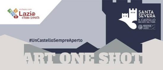 """Art One Shot"" al Castello di Santa Severa"