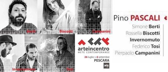 Arte in centro a Pescara
