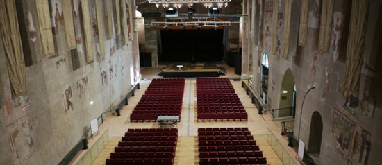 32 Foot/The Organ of Bach all'Auditorium San Domenico a Foligno