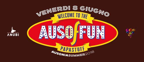 Ausoffun all'Ausonia Beach Club di Trieste