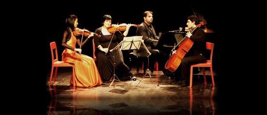 Quartetto Avos al Teatro Fondazione San Carlo di Modena