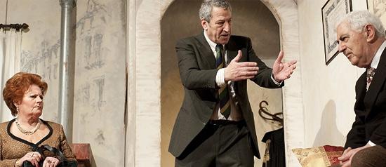 """""""L'Avocato de le cause perse"""" al Piccolo Teatro di Padova"""
