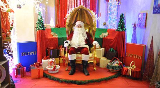 Biglietti Per La Fabbrica Di Babbo Natale