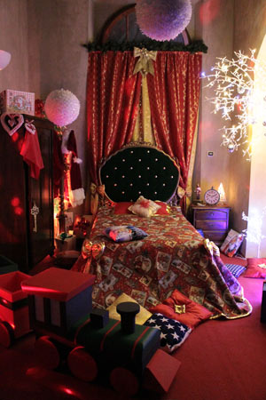 La Fabbrica di Babbo Natale al Palazzo dei Congressi a Pisa