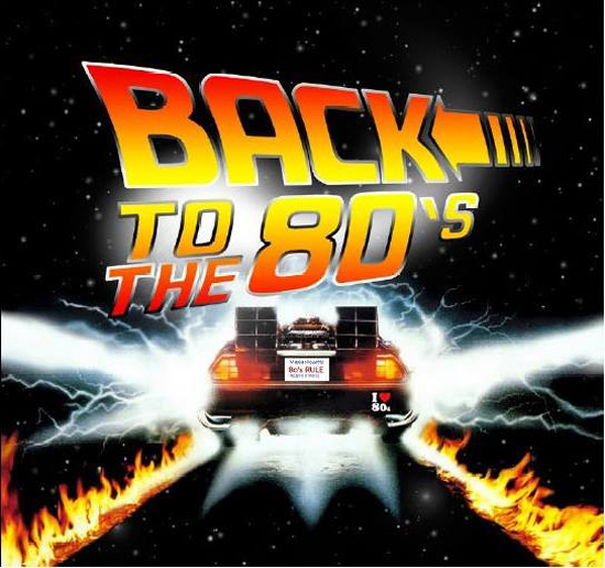Back to the 80's al Country Club di Porto Rotondo