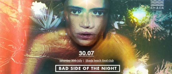 Bad Side of the Night allo Shada Beach Club a Civitanova Marche