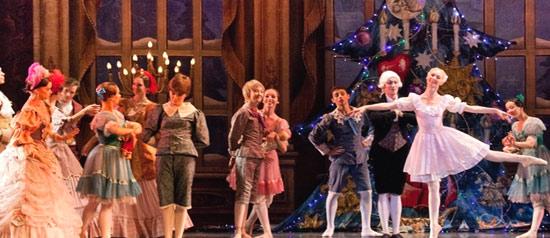 """Balletto di Mosca """"Lo Schiaccianoci"""" al Teatro Savoia di Campobasso"""
