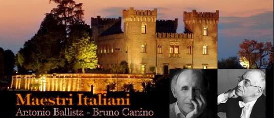 Duo Pianistico Canino Ballista al Castello di Bevilacqua