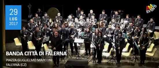 Banda Città di Falerna a Falerna