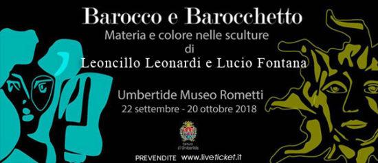 Barocco & Barocchetto al Museo Rometti a Umbertide (PG)