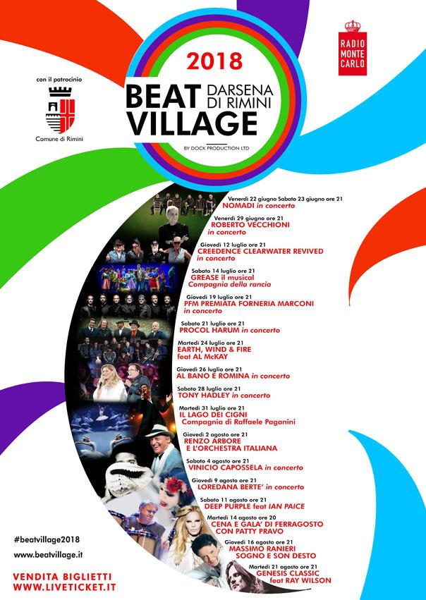 Beat Village 2018