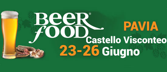 Beerfood al Castello Visconteo di Pavia
