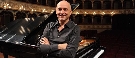 Benedetto Lupo in concerto al Teatro TaTà di Taranto