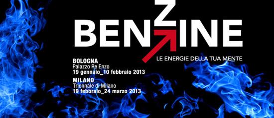"""Benzine. Le energie della tua mente"""", Palazzo Re Enzo, Bologna"""