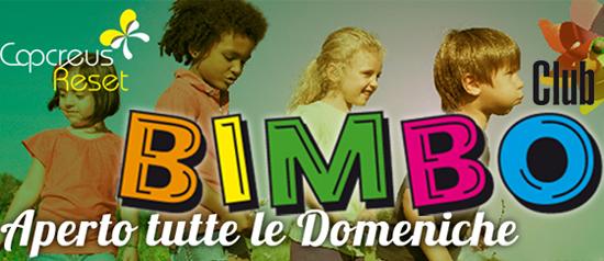 Bimbo Club al Capcreus Reset di Imola