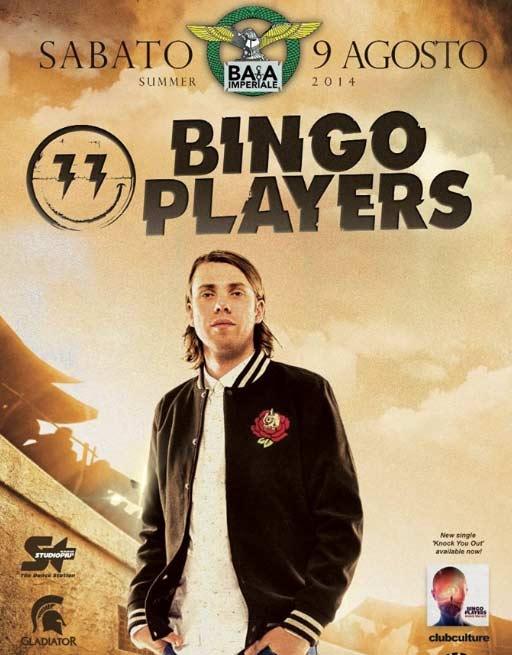Bingo Players @ Baia Imperiale a Gabicce