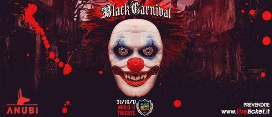 Black Carnival 2017 al Molo 4 Trieste