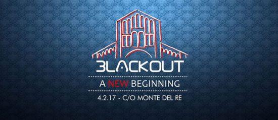 Black Out new beginning all'Hotel Monte del Re di Dozza