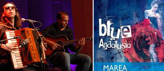 """""""Marea - Blue Andalusia"""" live al Teatro CorTe di Coriano"""