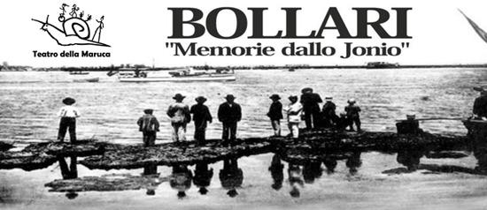 Bollari: Memorie dallo Jonio