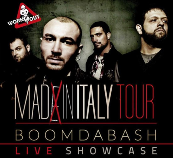 Boomdahbash al Centro Multiculturale Officina di Messina