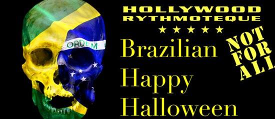 Brazilian Happy Halloween. Hollywood Milano