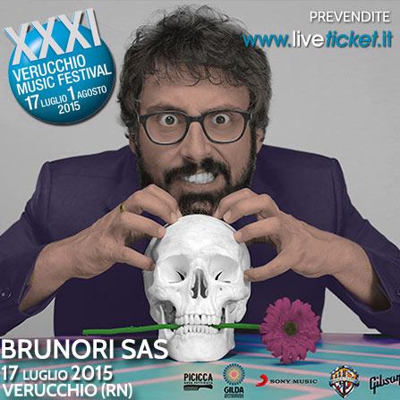 Brunori SaS al Verucchio Music Festival