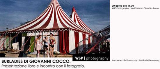 Burladies di Giovanni Cocco al WSP Photography a Roma