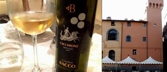 Premiazione e degustazione del Vino Cacchione DOC a Nettuno