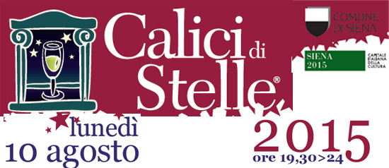 Calici di Siena 2015 a Siena