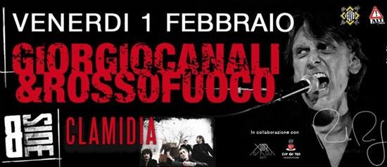 Giorgio Canali &RossoFuoco al Velvet di Rimini