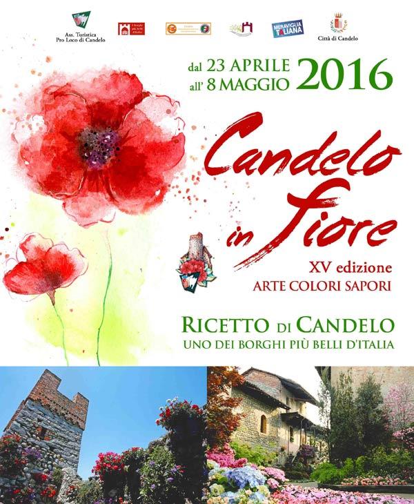 Candelo in fiore XV edizione