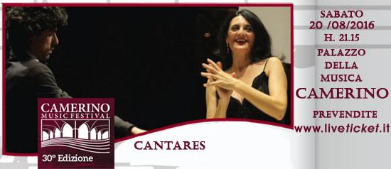 Cantares al Camerino Music Festival