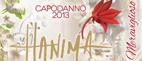 Capodanno 2013 Hanima Club Meraviglioso