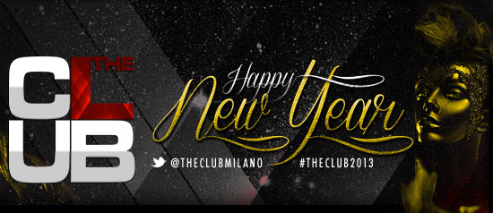 Capodanno 2013 al The Club Milano