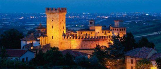 Capodanno 2018 in castello da favola al Castello Corte degli Scotti a Val d'Arda