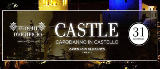 Capodanno in Castello 2018 alla Bottega del Vino a Trieste