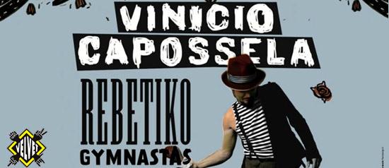 Vinicio Capossela al Velvet di Rimini