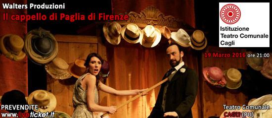 Il cappello di Paglia di Firenze al Teatro di Cagli