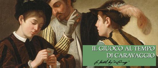 Il Giuoco al tempo di Caravaggio a Villa Smilea a Montale