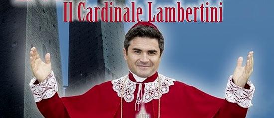 """""""Il cardinale Lambertini"""" al Teatro Cittadella di Modena"""