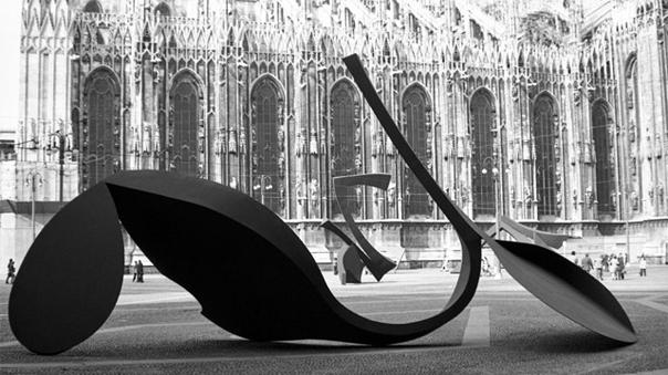 """""""Carlo Ramous"""" Scultura Architettura Città a Milano"""