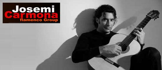 Josemi Carmona flamenco group al Teatro TaTà di Taranto