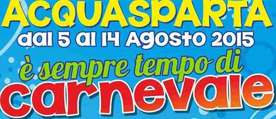 Il Carnevale estivo di Acquasparta