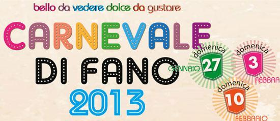 Carnevale di Fano 2014