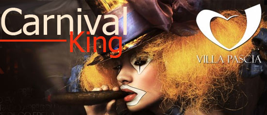 King Carnival al Villa Pascià di Olbia