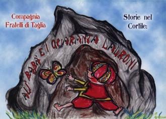 Alì Babà e i 40 ladroni al Castel Sismondo di Rimini