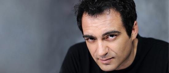 Gianluca Terranova in Caruso al Teatro Orfeo di Taranto