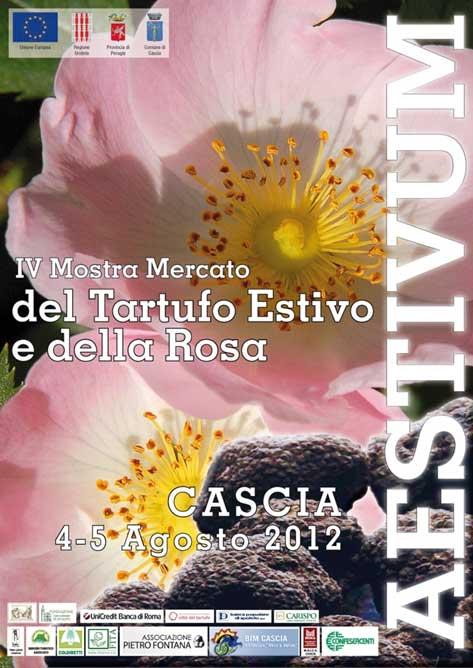 """AESTIVUM"", IVª Mostra Mercato del Tartufo Estivo e della Rosa"